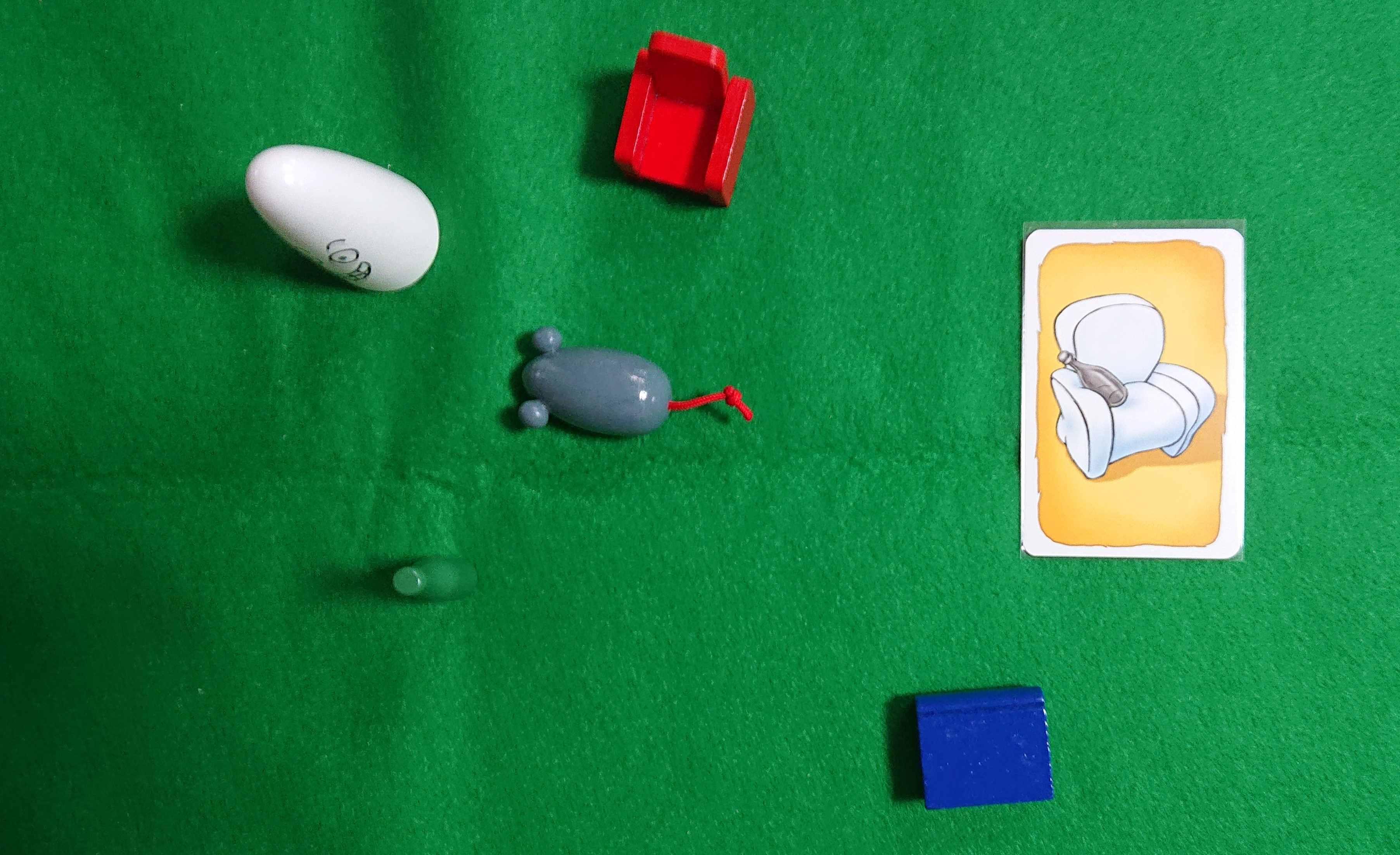 おばけキャッチ 反射神経型のカードゲームです どれを取る!? 頭がパニック!? ルール説明 ボードゲーム