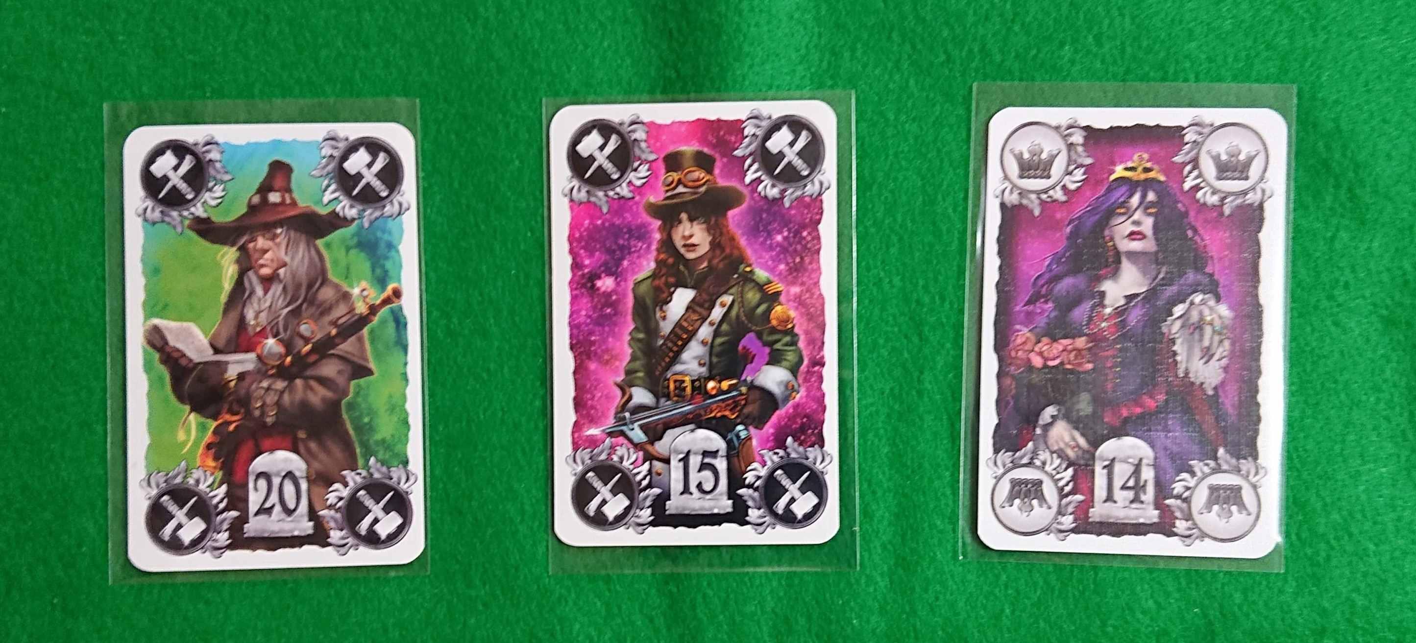 ヴァンパイア・クィーン(VAMPIRE QUEEN) トリックテイク系カードゲーム 早く仲間を逃がせ! ルール説明 ボードゲーム