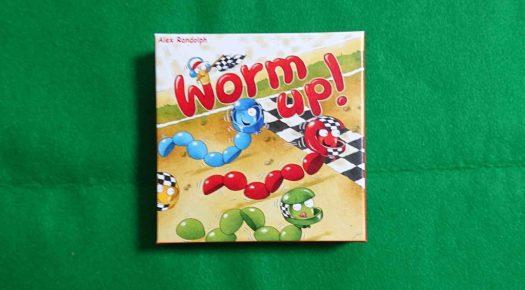 ボードゲーム イモムシイモムシの箱の写真