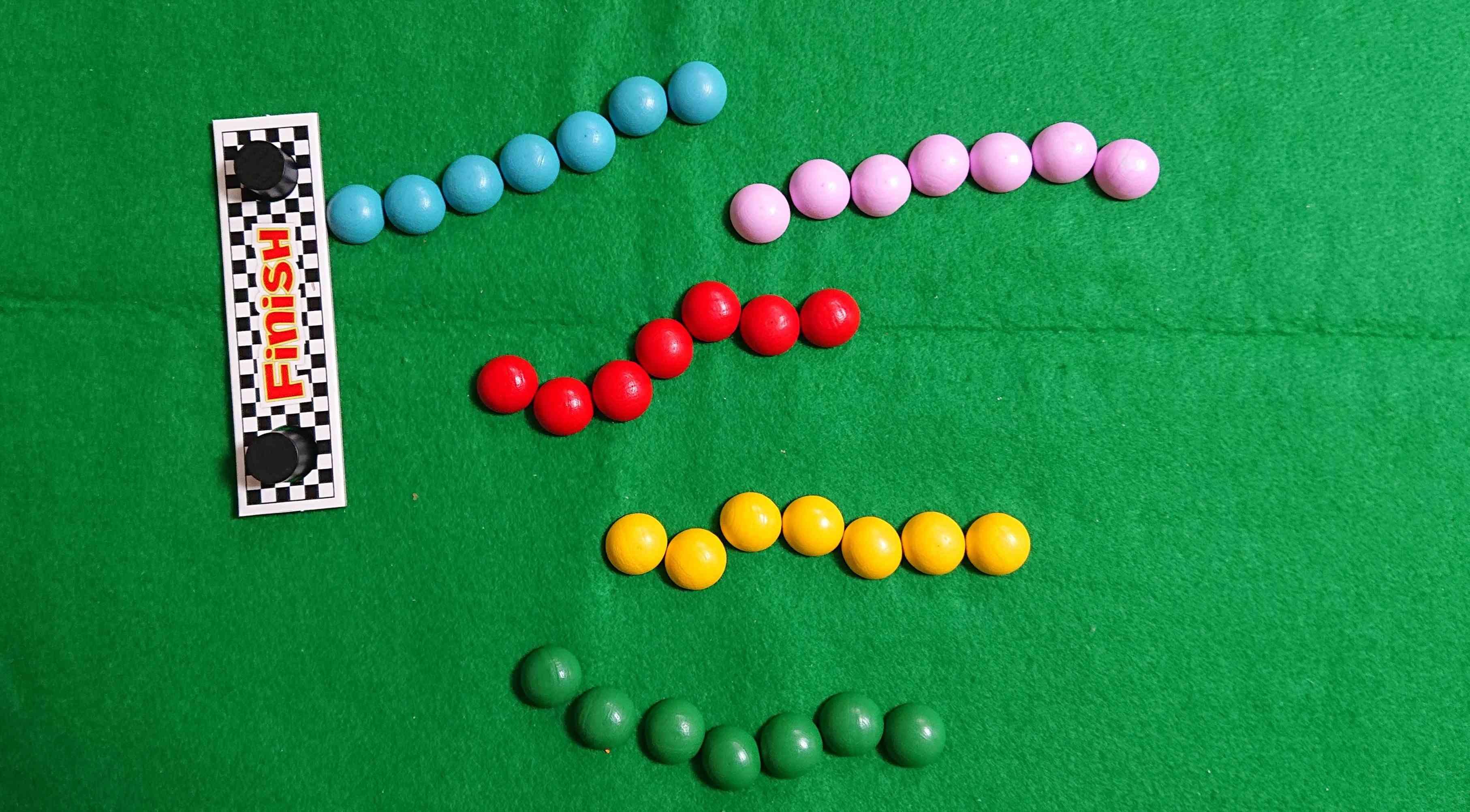 イモムシイモムシ(Worm up!) 子供も楽しい バッティング系ボードゲーム ルール説明