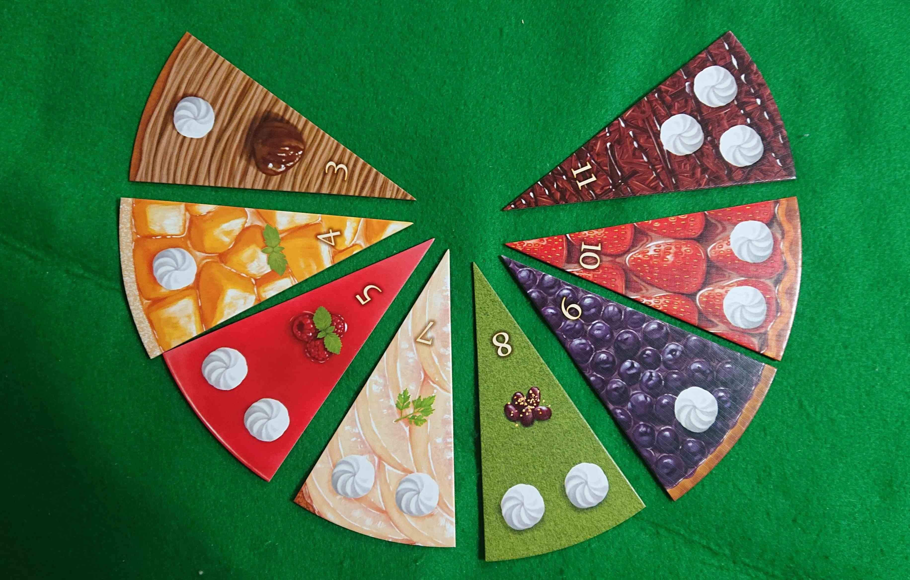 もっとホイップを! 見た目鮮やか ルール簡単!でも意外と思考性の高いゲームかも カードゲーム ボードゲーム