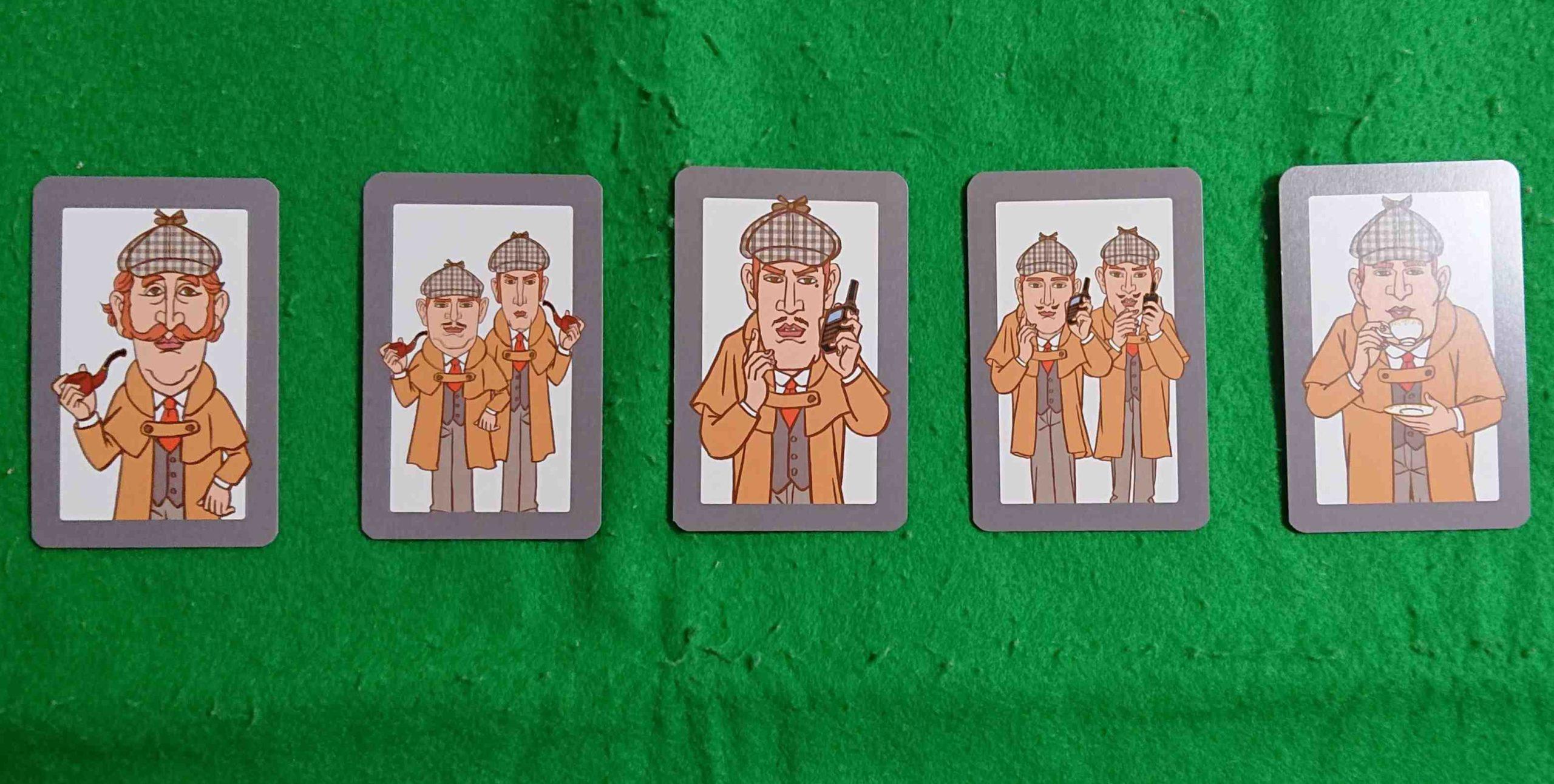 7人の探偵 ルール&レビュー カウント間違えに注意! 反射神経系 ボードゲーム