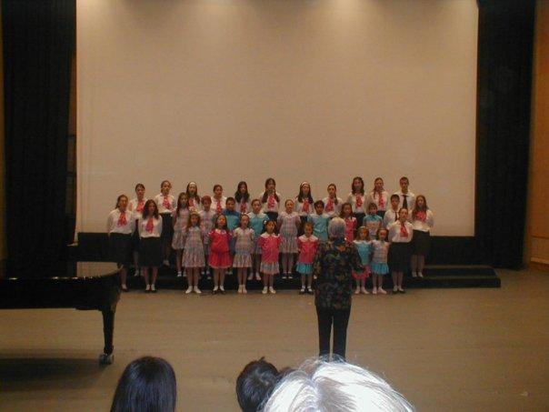 Последният годишен Акт-концерт с Лиляна Бочева , юни 2005 г.,НДК, зала 11