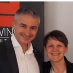 Gerold Schwind und Tanja Bauer