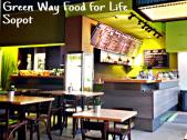 Green Way Food for Life - Sopot