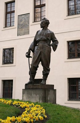 Statue de Miroslav Tyrš
