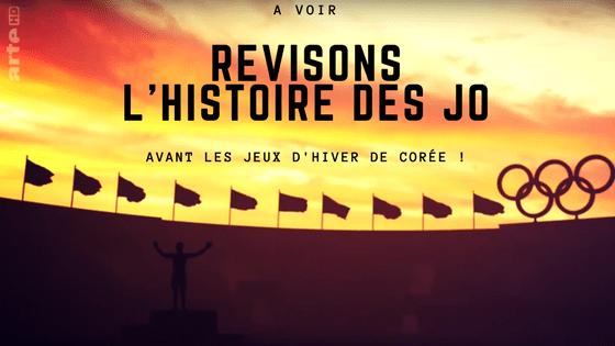 Documentaire Histoire JO Arte