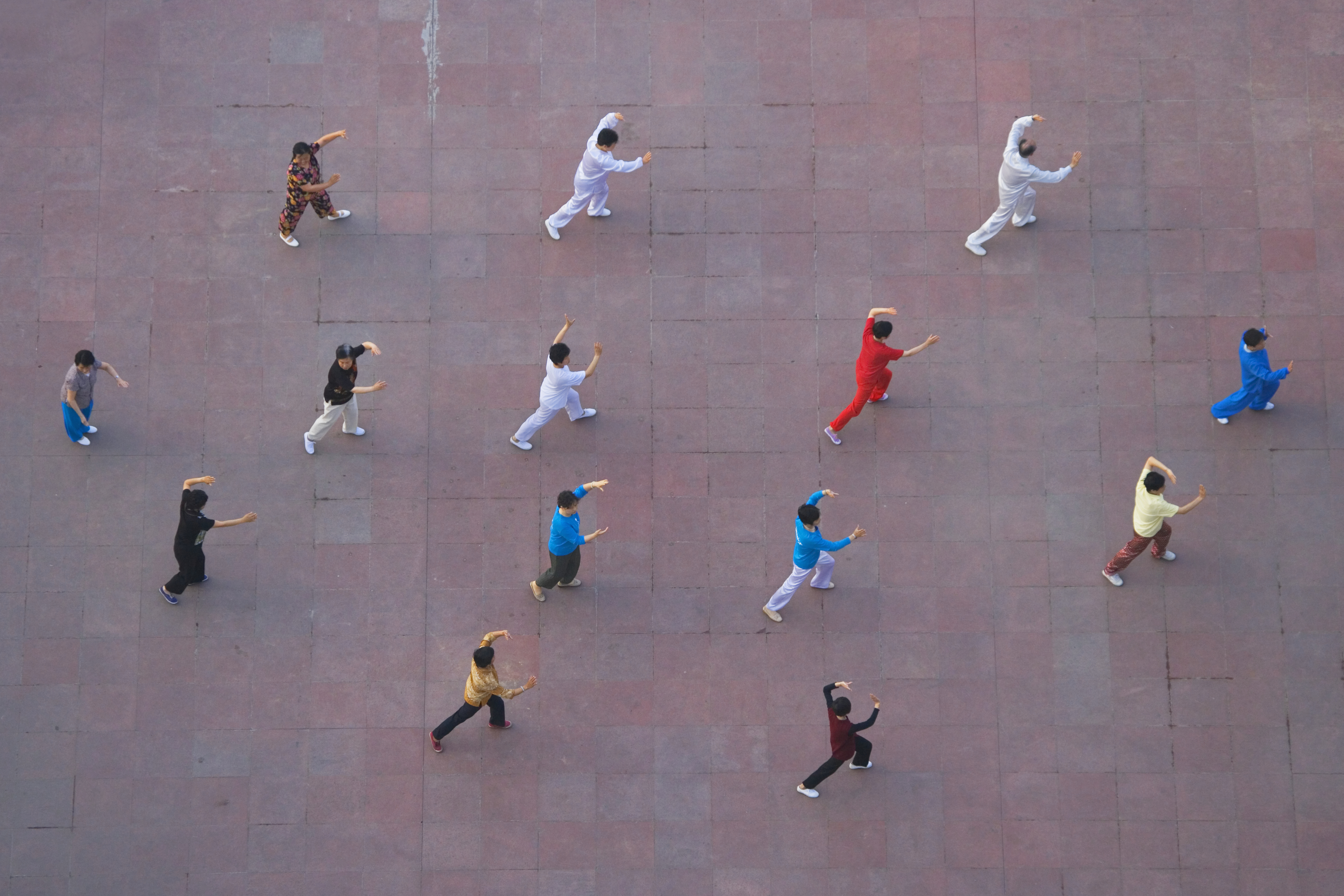Why Tai Chi Works So Well For Pain Relief