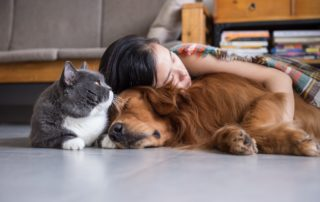 30 Mind-Blowing Health Benefits of Pets
