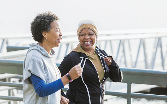 Exercise Now, Avoid Depression Later