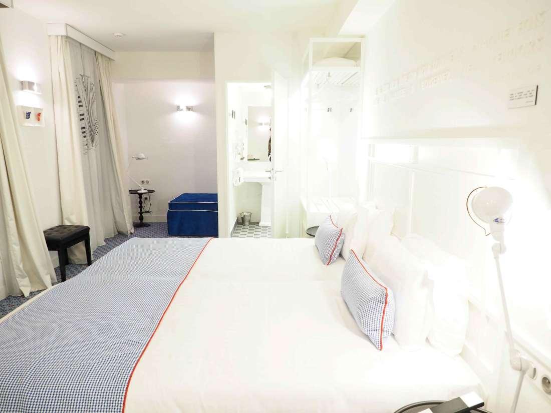 34B hôtel - paris