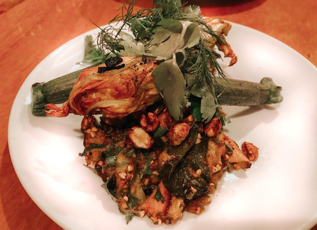 fleur de courgette restaurant supernature - vegan et healthy - bonnes adresses à paris - laquotidiennedele