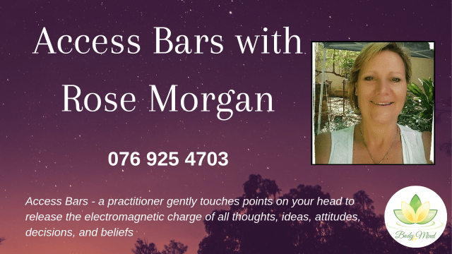 Rose Morgan - Access Bars