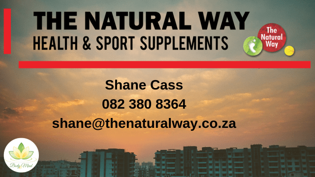 Shane Cass The Natural Way