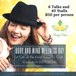 Kloof Wellness Day @ Kloof Country Club | Kloof | KwaZulu-Natal | South Africa