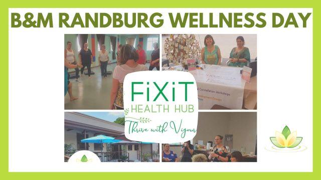 Body and Mind Randburg Wellness Day