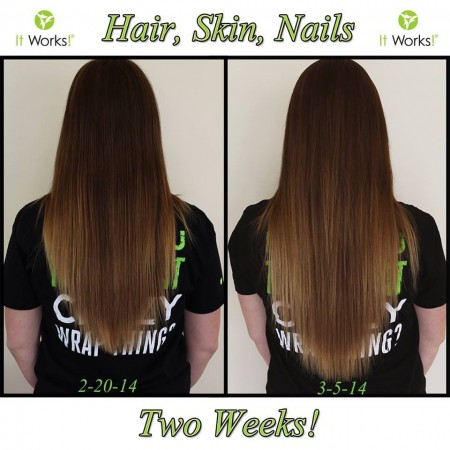 It Works Hair Skin Nails - Skin Care - It Works Products