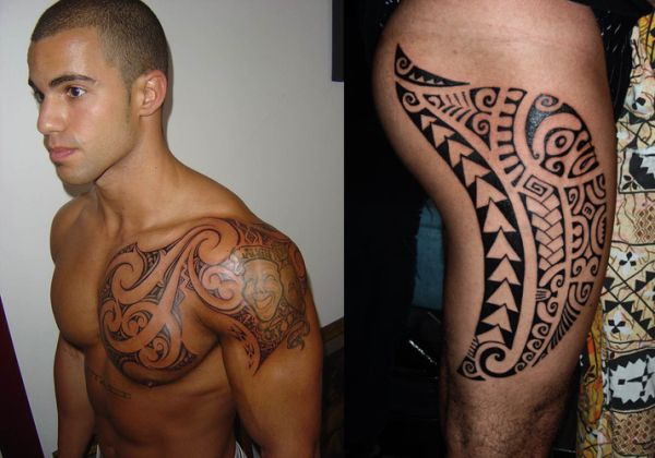 Maori Tattoo- Modern And Cultural Designs