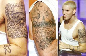 ronnie-and-hailie-awesome-eminem-tattoos