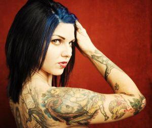 Tattoos-Girl