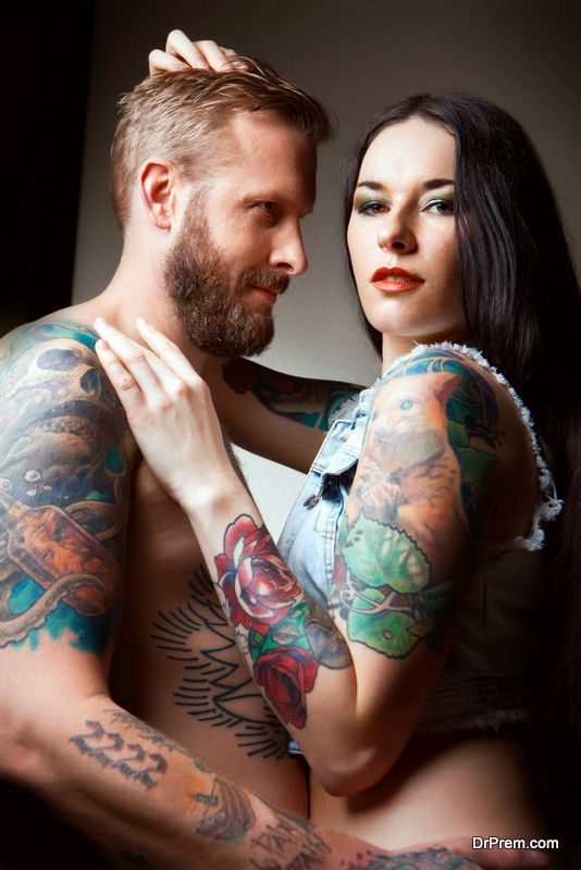 About Tattoo Ink,