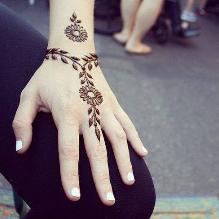 Simple Mehndi Designs Hd Images