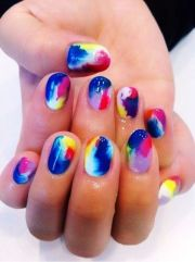 types of nail art techniques