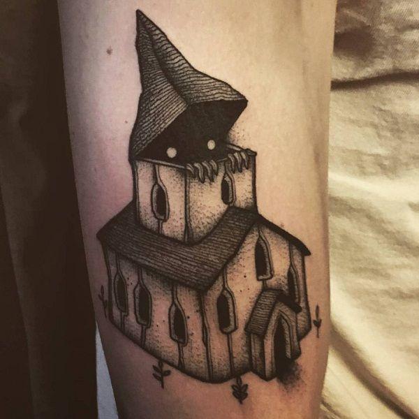 Church Tattoos