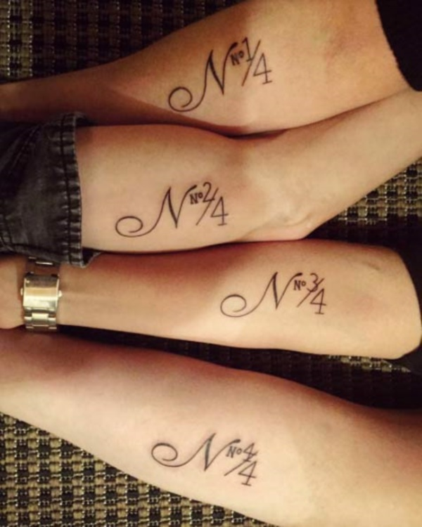 Meaningful Brother And Sister Tattoos : meaningful, brother, sister, tattoos, Brother-Sister, Tattoos