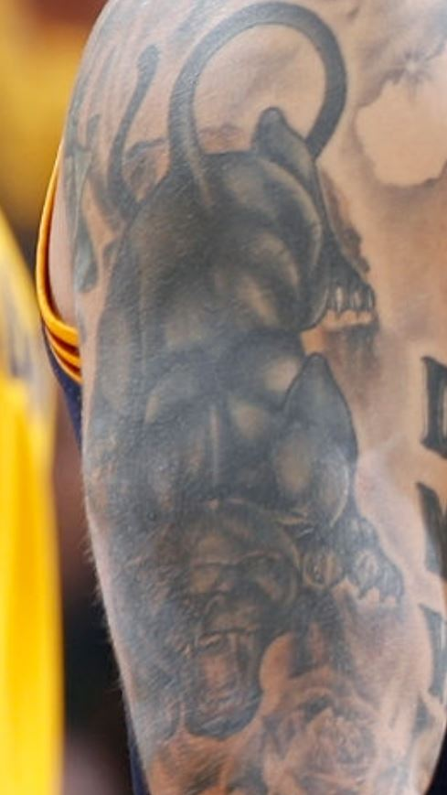Deron Williams Tattoo : deron, williams, tattoo, Deron, Williams', Tattoos, Their, Meanings