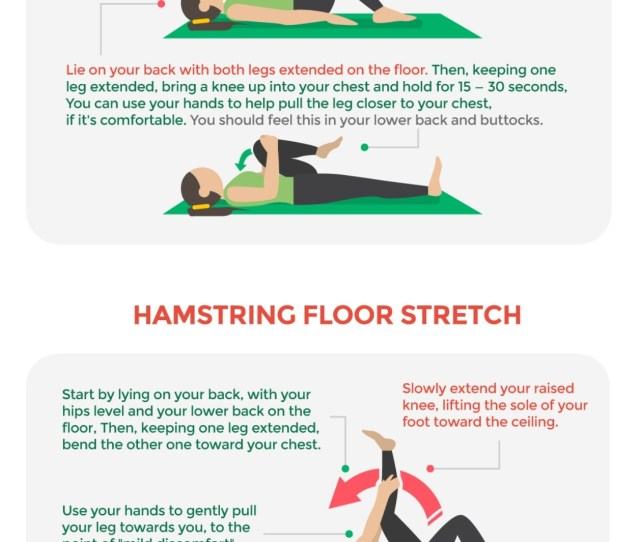 Back Pain Exercises X Stretches