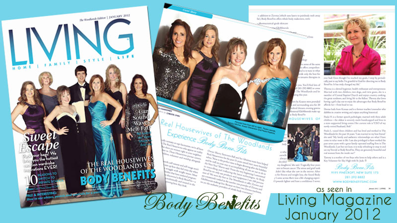 Living Magazine Housewives