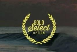 Gold Select Bodyboarding