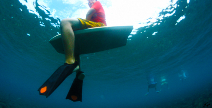 Explorer Bodyboarding Lessons