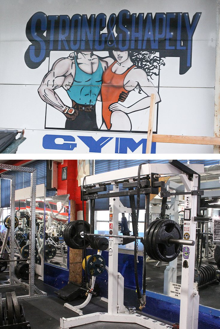 Retro Gym Near Me : retro, Old-School, Strength, Treasures, Bodybuilding.com