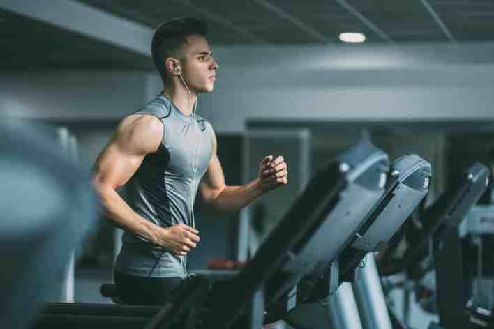 الوزن المثالي للجسم الرياضي