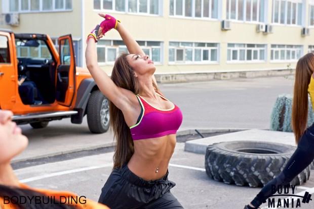 Bodybuilding Illustrated, Body Mania