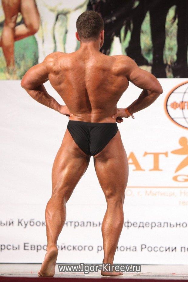 Открытый Кубок ЦФО РФ по бодибилдингу, фитнесу и бодифитнесу, 2016г.
