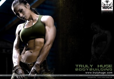 Women Bodybuilding Fitness Figure Pictures