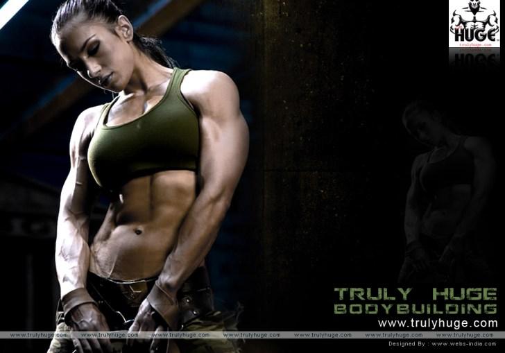 Women Bodybuilding Fitness Figure Pictures