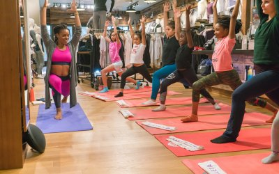Athleta Girl Power Jam Session