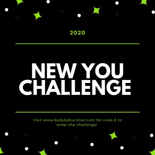New You $250 Challenge