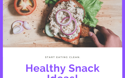Healthy Snacks To Get You Through Your Day!