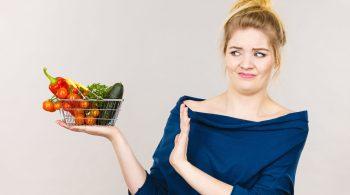 Gemüsemuffeln fehlen häufig wichtige Vitalstoffe, die nur in pflanzlicher Nahrung enthalten sind.