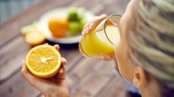 Orangensaft für das Immunsystem