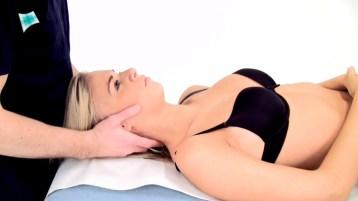 cervical fleksjon rotasjon 2