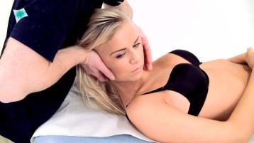cervical fleksjon rotasjon 4