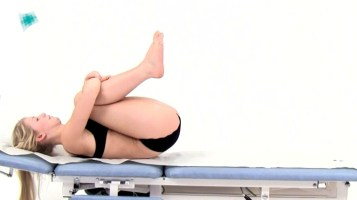 Repeated flexion in lying 3