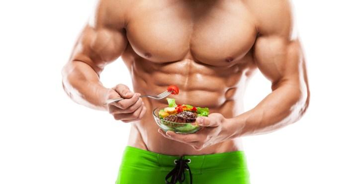 Optimierte Low Carb Ernährung für fettfreien Muskelaufbau