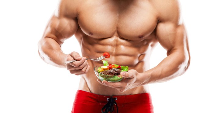 Ernährung für Muskelaufbau,Fettabbau, Leistungsfähigkeit